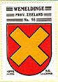 Wapen van de voormalige gemeente Wemeldinge